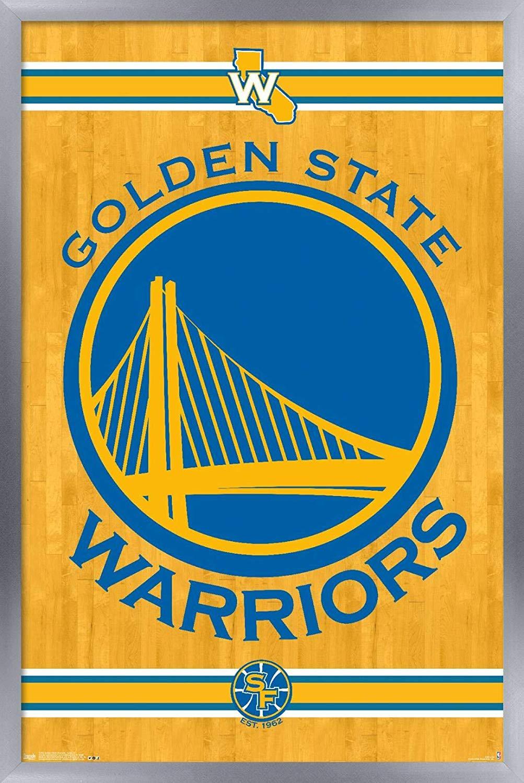 Trends International Golden State Warriors.