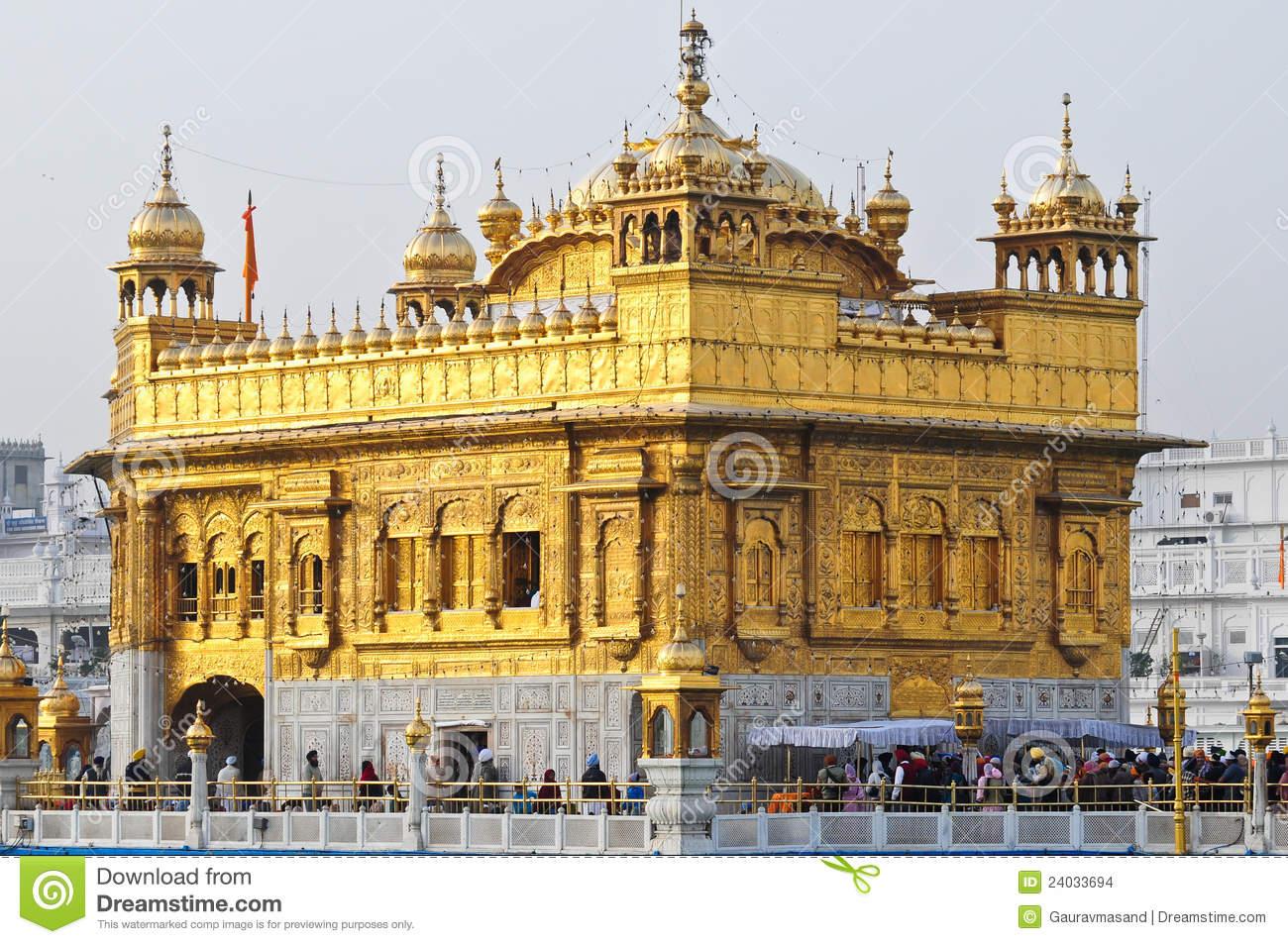 Golden temple clipart download.