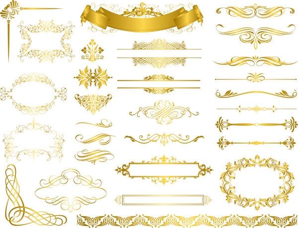 Free Golden Wedding Cliparts, Download Free Clip Art, Free Clip Art.