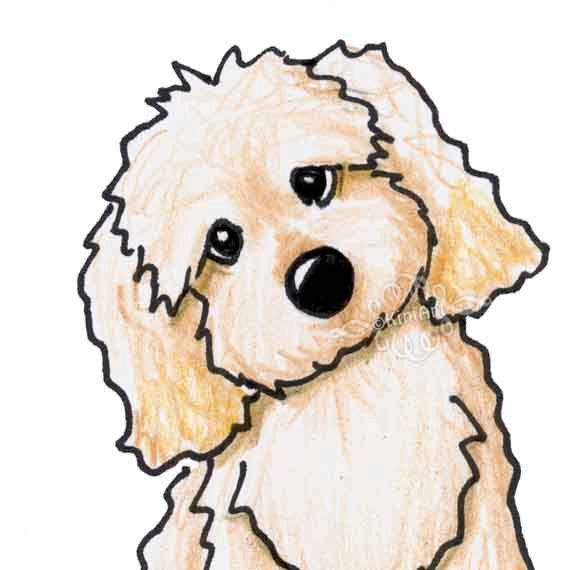 Goldendoodle Clipart Clipground