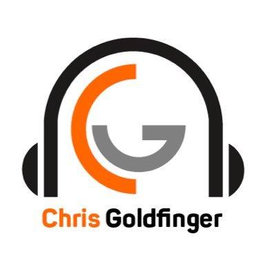 Chris Goldfinger (@ChrisGoldfinger).