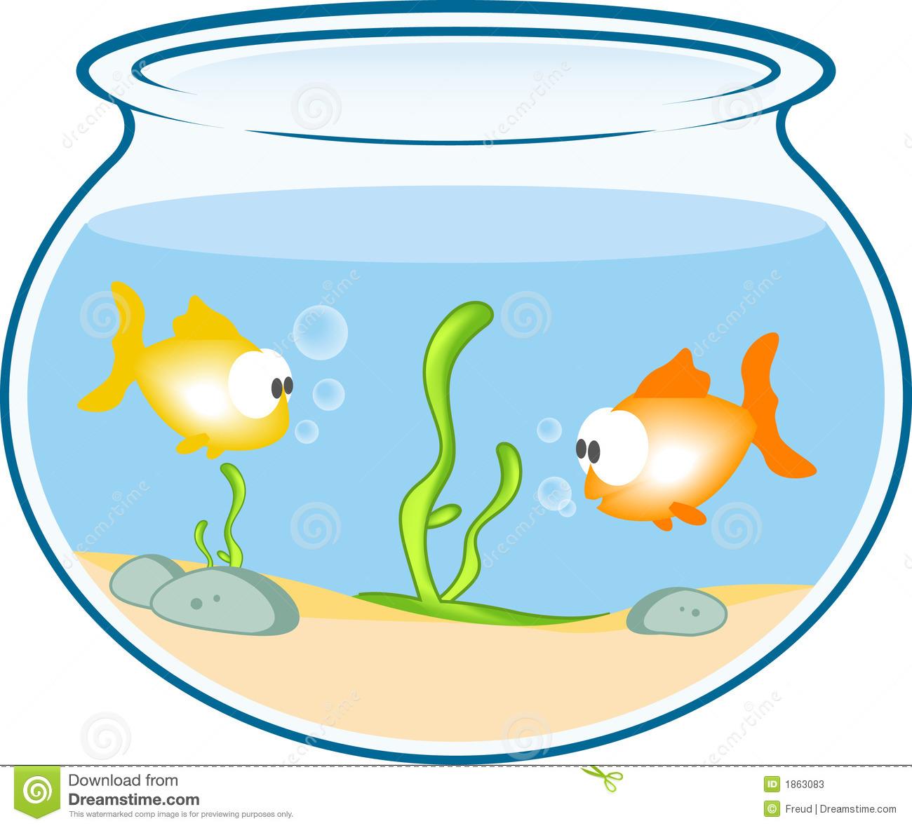 Showing post & media for Goldfish bowl cartoon.