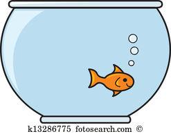 Goldfish bowl Clipart Illustrations. 783 goldfish bowl clip art.