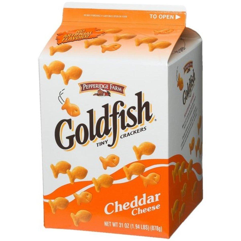 Goldfish Crackers Logo 20821showingjpg free image.