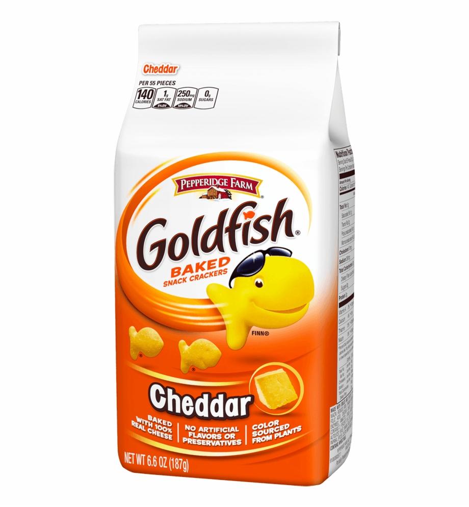 Goldfish Cheddar Bag.