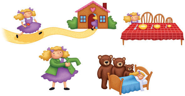 Free Three Bears, Download Free Clip Art, Free Clip Art on Clipart.