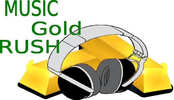 Gold Rush Clipart.