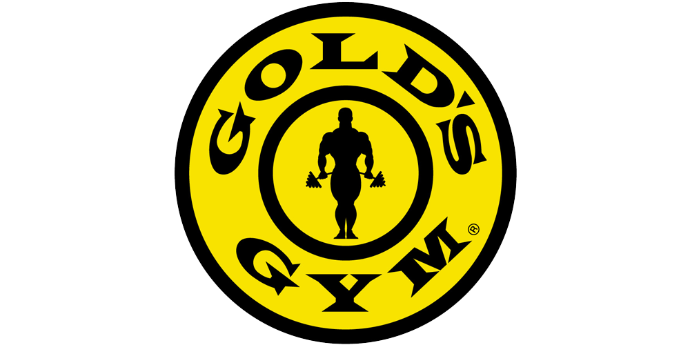 Golds Gym.