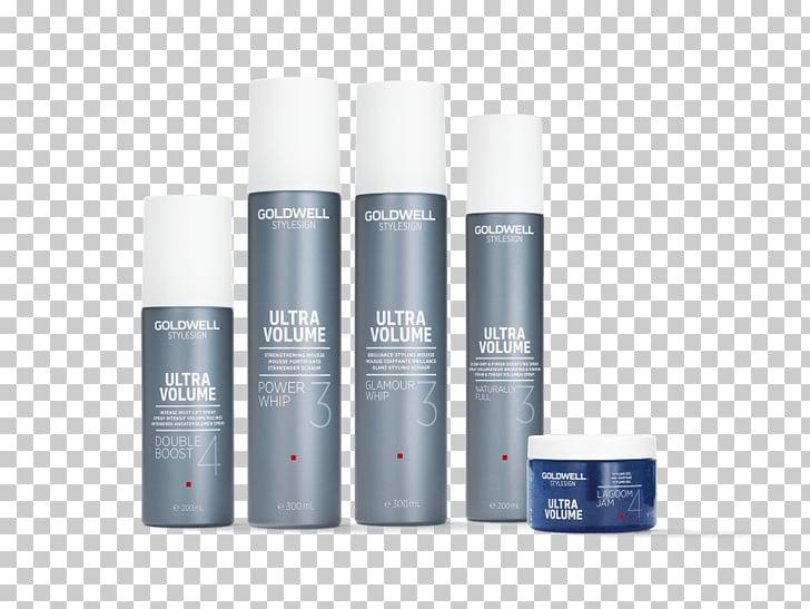 Goldwell StyleSign Creative Texture Roughman Hair Care.