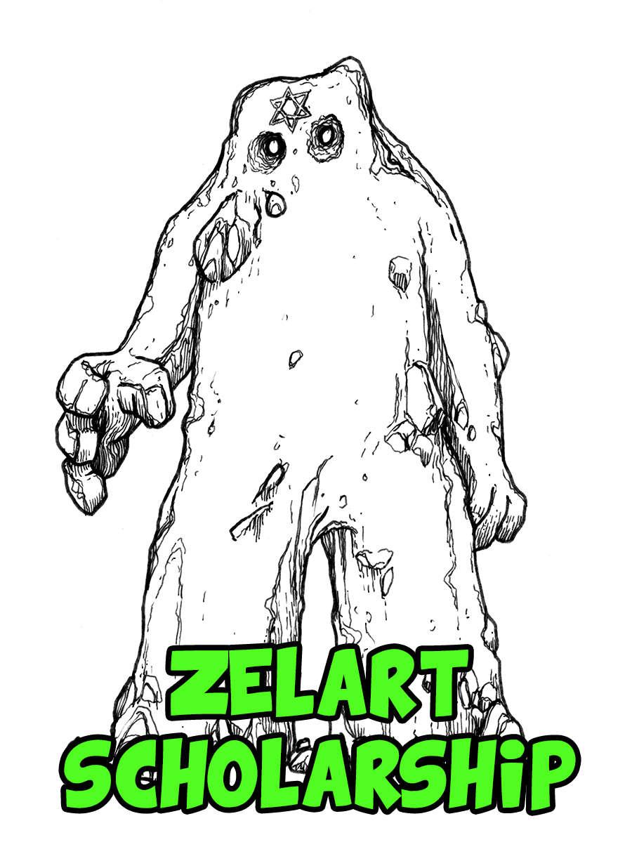 Zelart 088: The Golem.