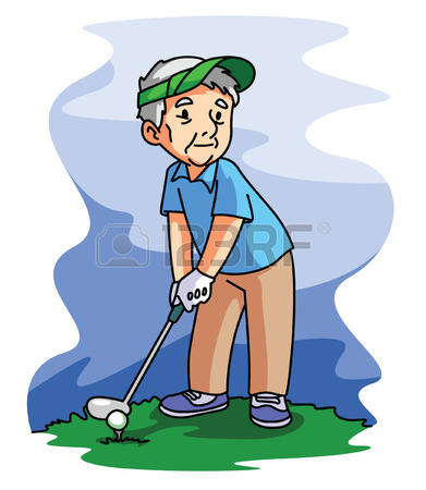 2,088 Golf Athlete Stock Vector Illustration And Royalty Free Golf.