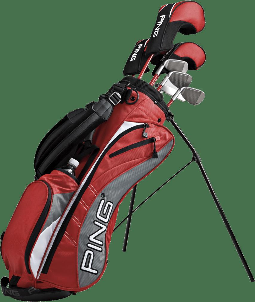 Ping Golf Bag transparent PNG.