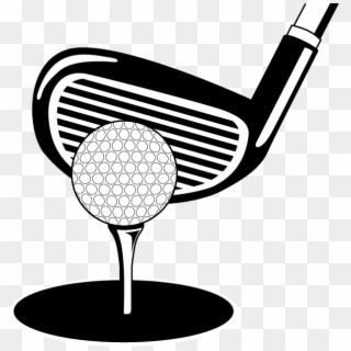 Free Golf Club And Ball Png Transparent Images.