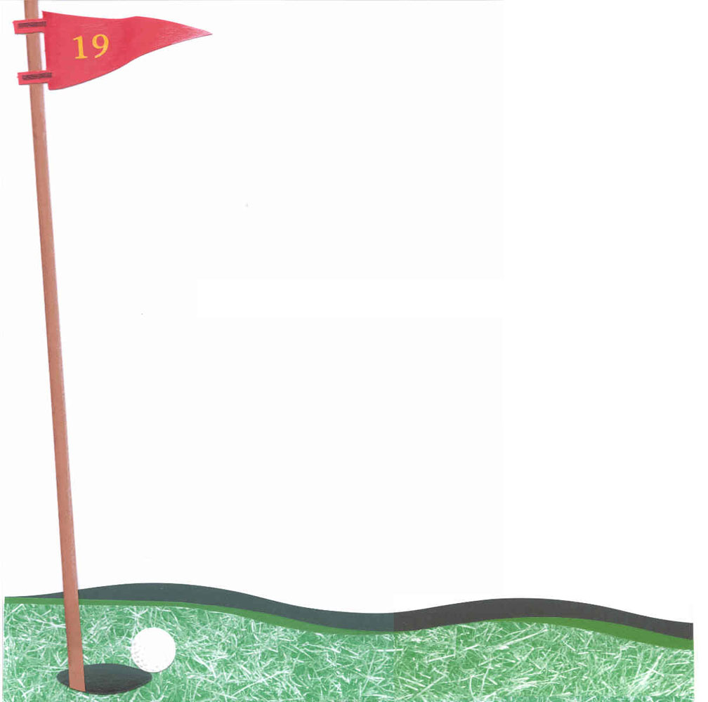 golf border templates.