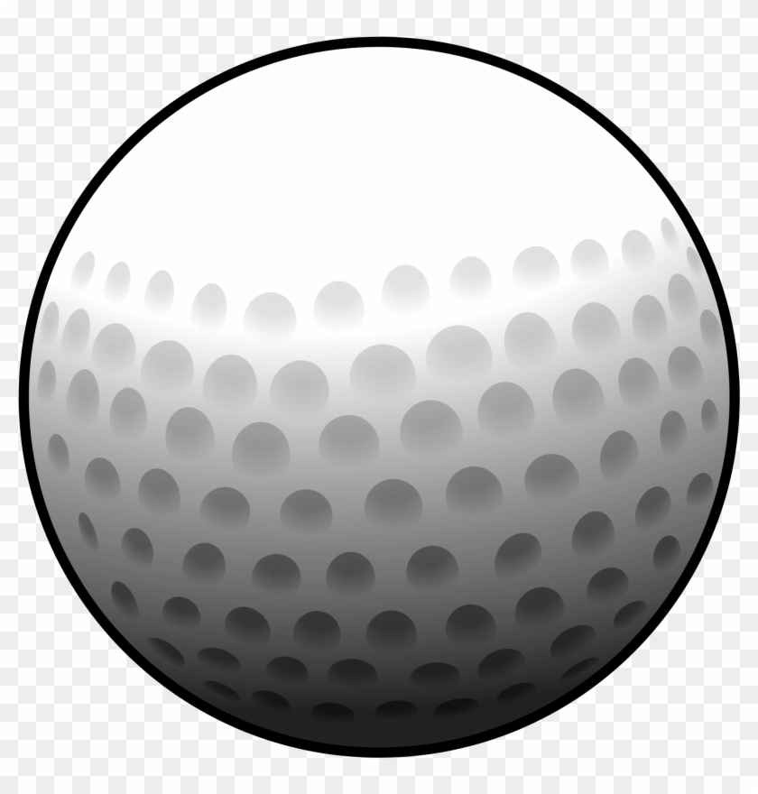 File Golf Ball Svg Wikimedia Commons Open.