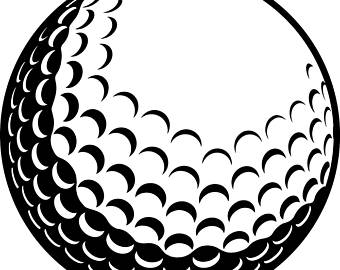 4325 Golf free clipart.