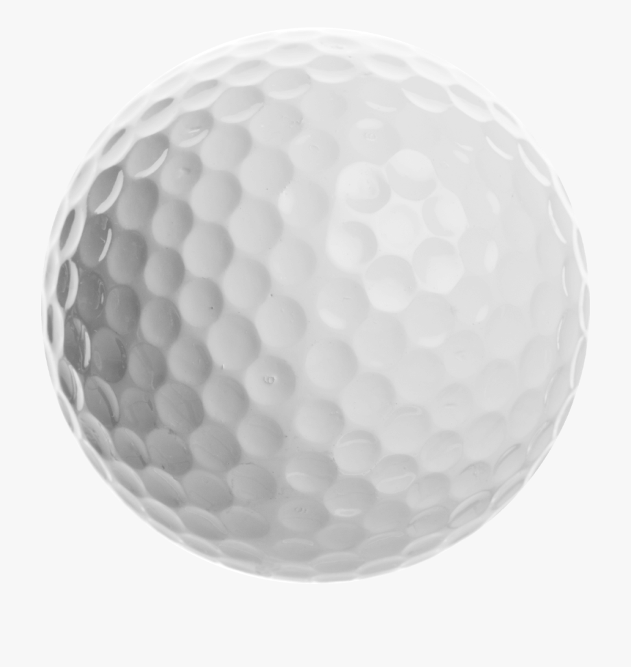 Golf Ball Clipart Clear Background.