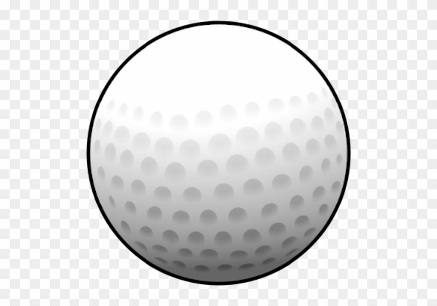 Golf Ball Clip Art Item 5 Vector Magz Free Download.