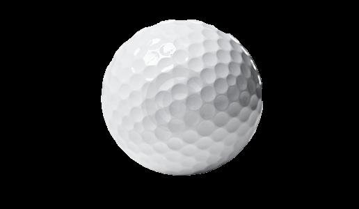 Golf Ball transparent PNG.