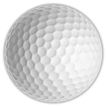 Download GOLF BALL Free PNG transparent image and clipart.
