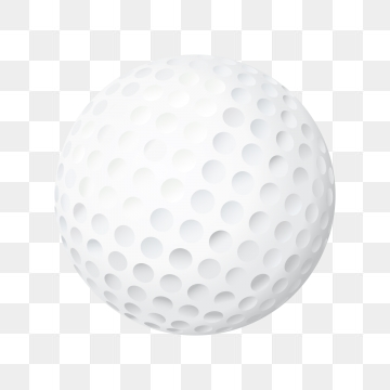 Golf Ball PNG Images.