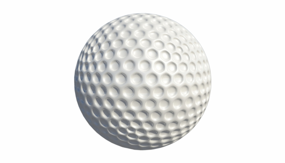 Golf Ball Png Image.