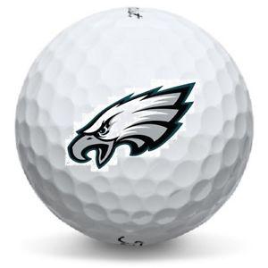 Details about 1 Dozen Philadelphia Eagles NFL Logo Titleist Pro V1x Perfect  Quality Golf Balls.