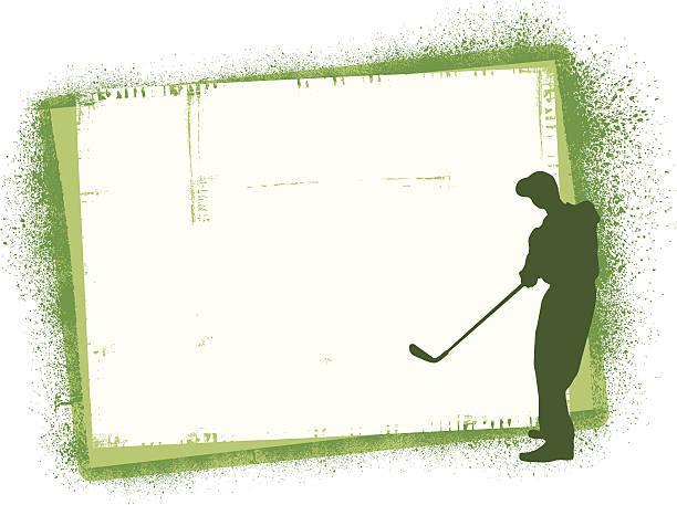Best Golf Borders Illustrations, Royalty.
