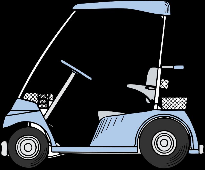 golf cart Clipart.