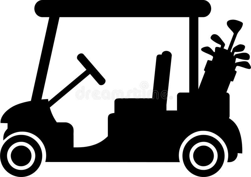 Golf Cart Stock Illustrations.