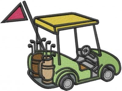 Free golf cart clipart 2 » Clipart Portal.