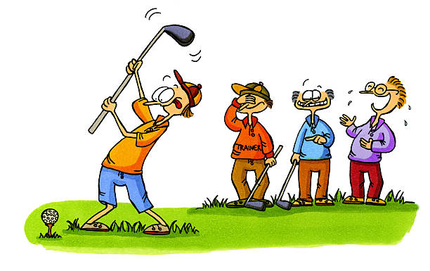 Funny golf clipart 5 » Clipart Station.