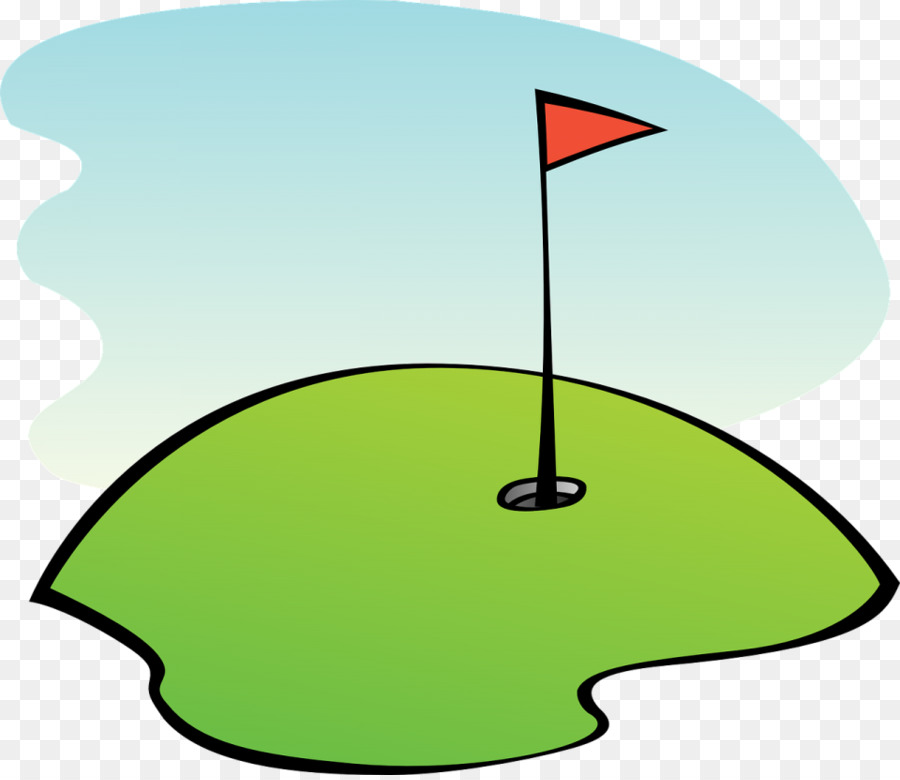 Golf Club Background clipart.