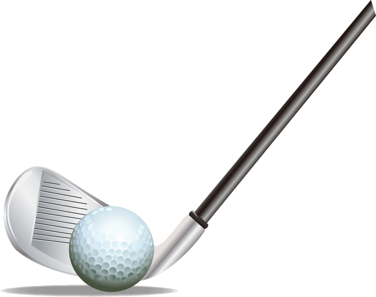 Golf club Golf ball Golf course Clip art.