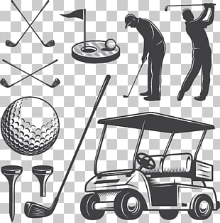 788 golfing Vector PNG cliparts for free download.