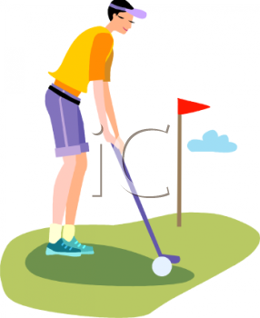 Playing Golf Cliparts Free Download Clip Art.
