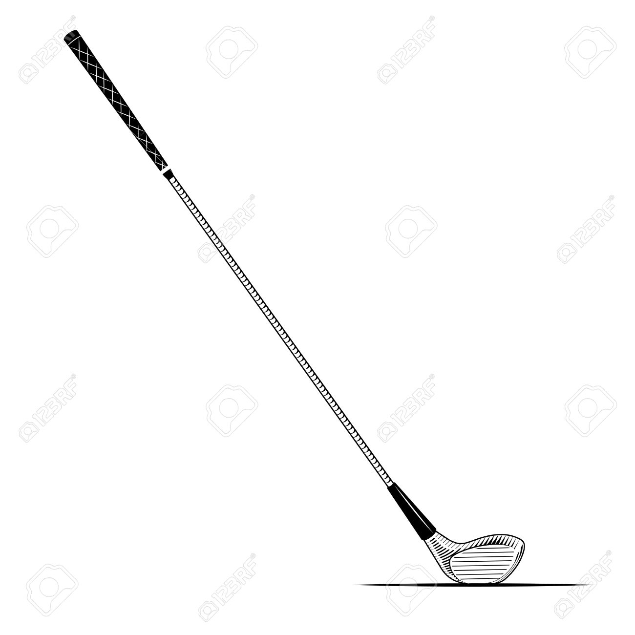 Golf Club Clipart 7.