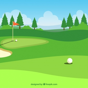 Golf Vectors, Photos and PSD files.