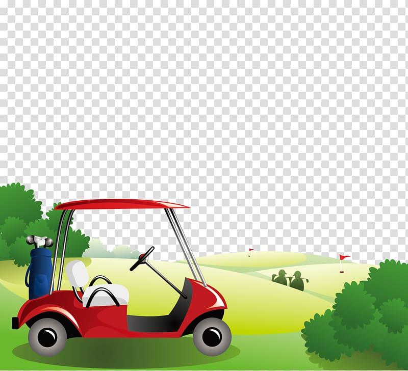 Golf course Golf club Sport, golf course transparent.