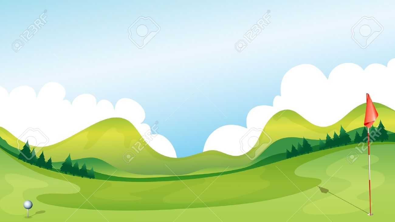 5,859 Golf Course Cliparts, Stock Vector And Royalty Free Golf.