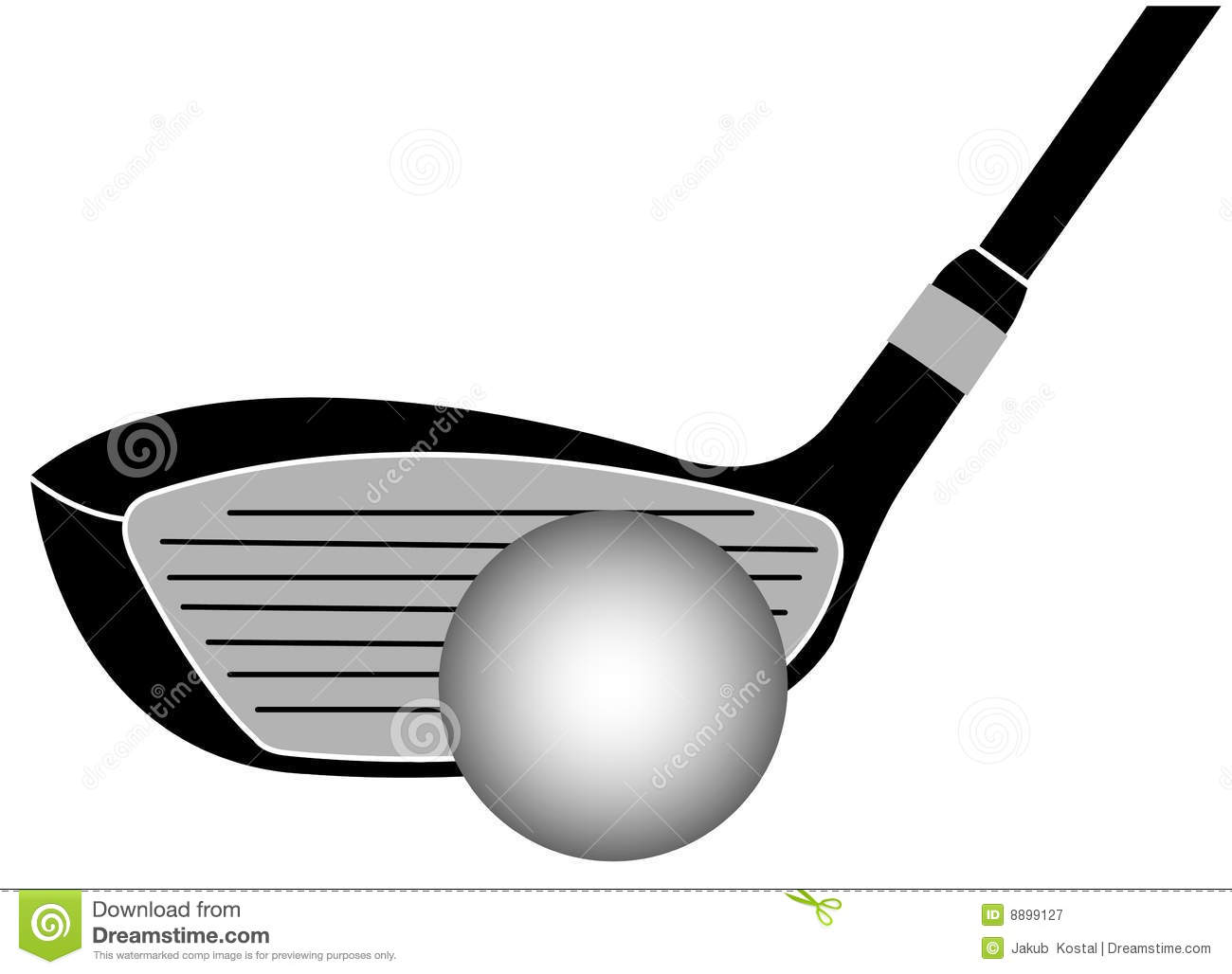 Club clipart golf driver, Club golf driver Transparent FREE.