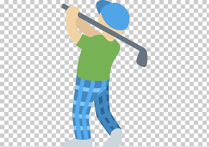 Golf Clubs Golf course Emoji Professional golfer, Sports.