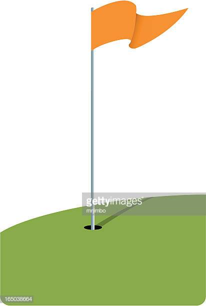 60 Top Golf Flag Stock Illustrations, Clip art, Cartoons, & Icons.