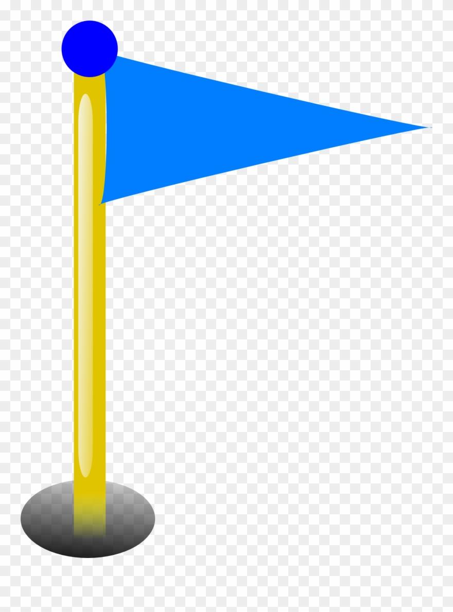 Flags Clipart Mini Golf.