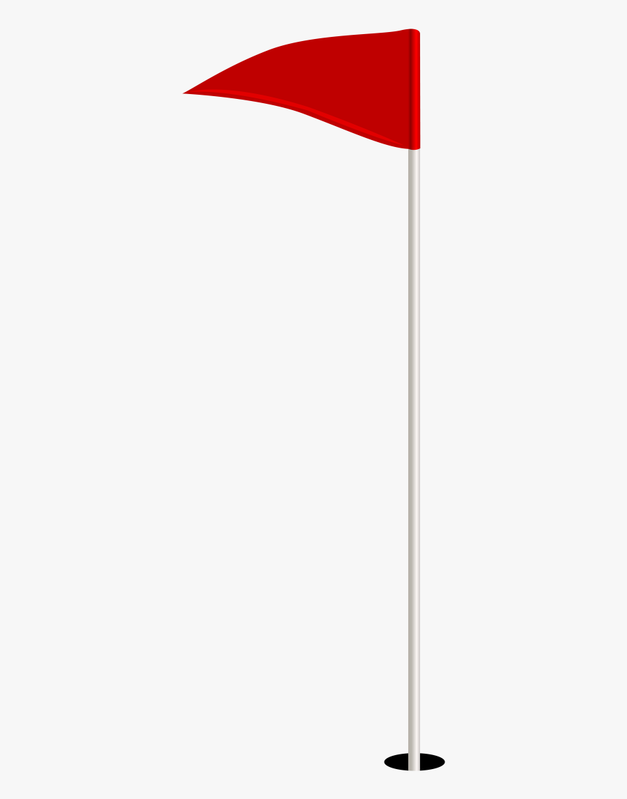 Golf Hole Flag Png , Free Transparent Clipart.