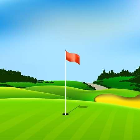Golf green clipart 3 » Clipart Portal.