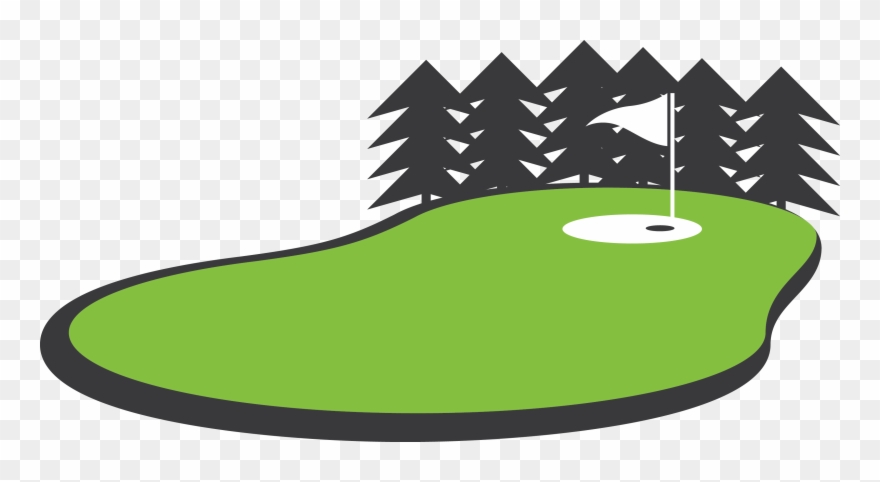 Golf Clip Putting Green.