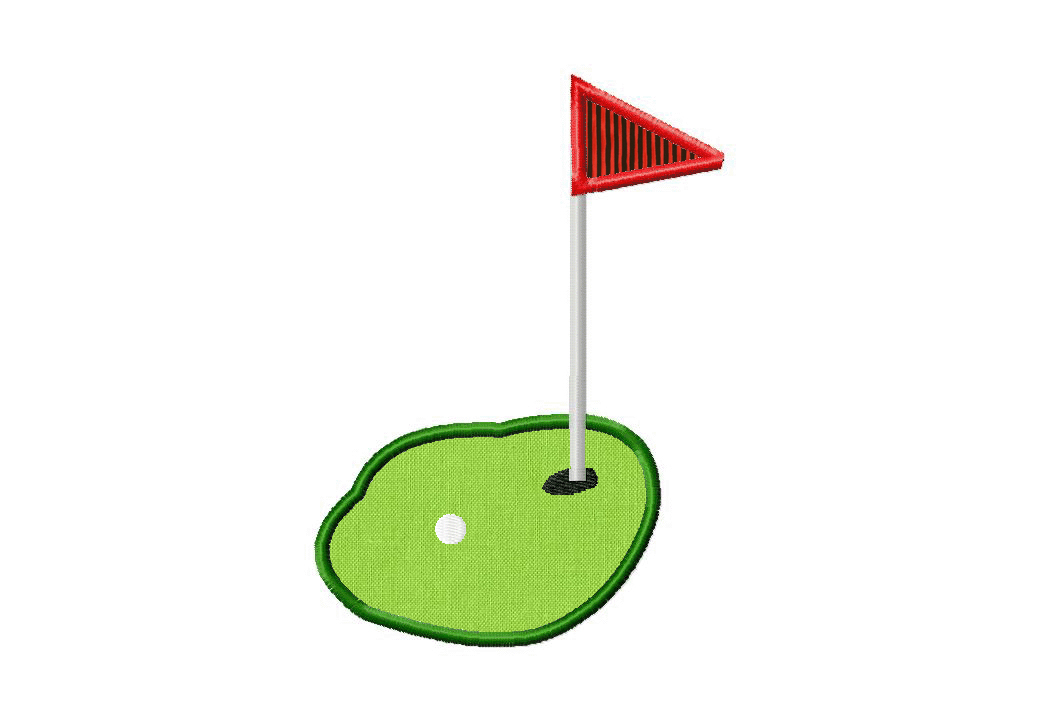 golf green clipart - Clipground