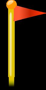 New Golf Flag Clip Art at Clker.com.