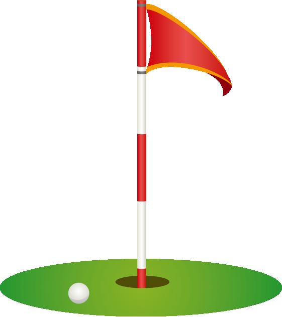 Golf Flag Clip Art & Golf Flag Clip Art Clip Art Images.